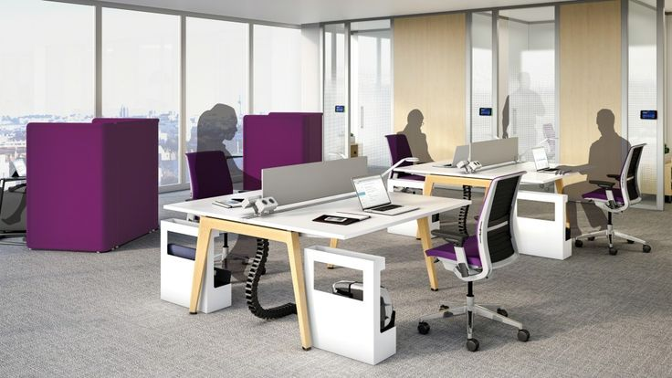 Collaborative Office Furniture GFI Furniture Installation